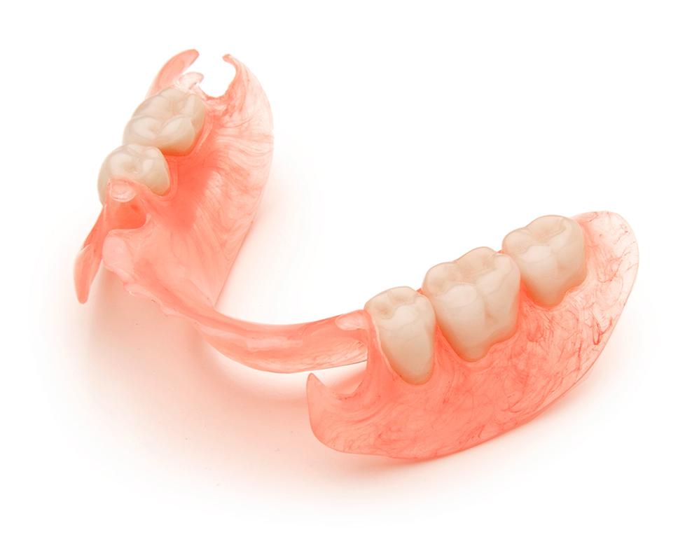 устройство прозрачный материал для сьемных протезов зубных неделю